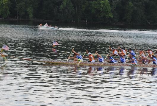 longboat racers